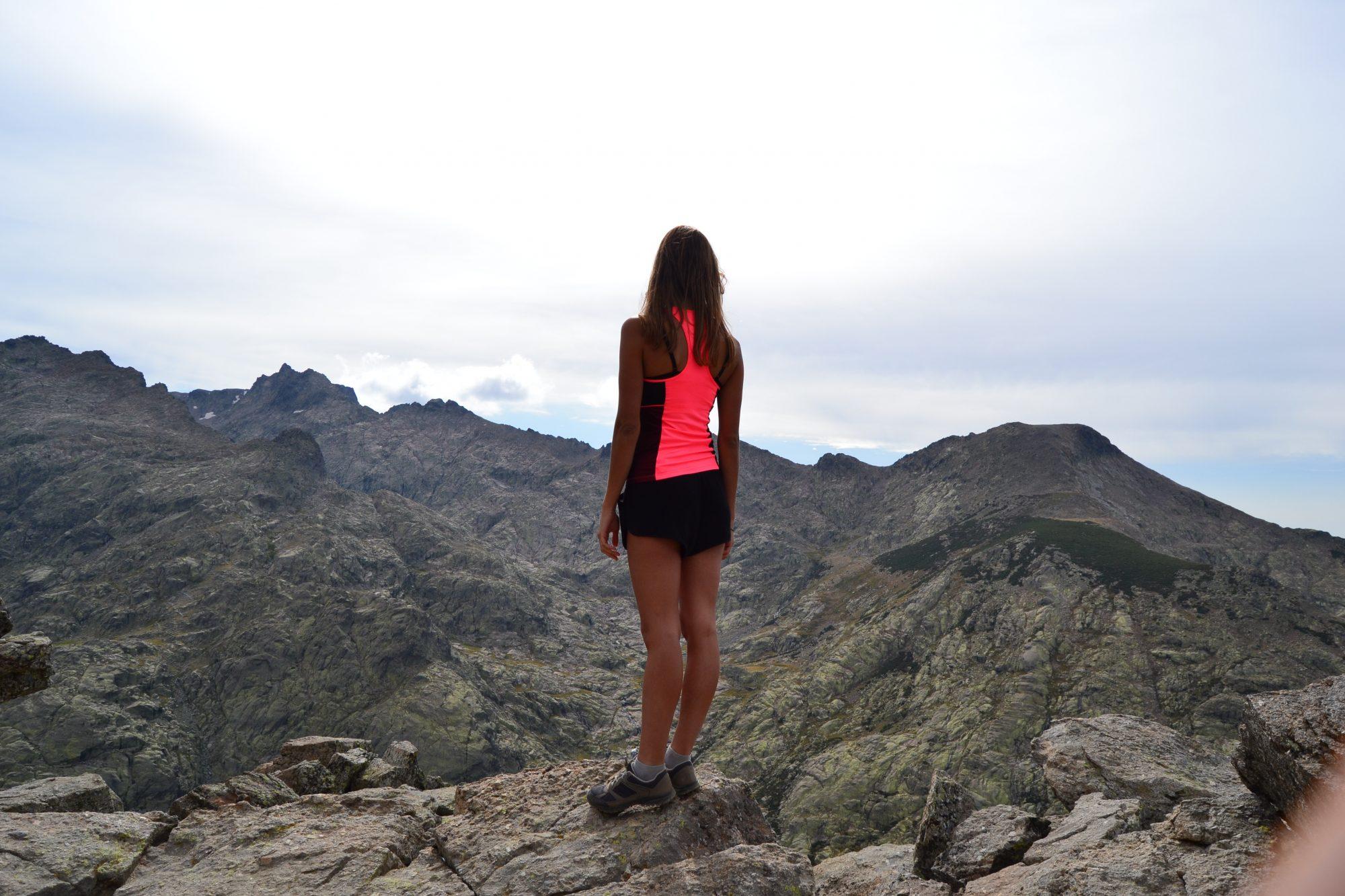 Laguna grande de la Sierra de Gredos