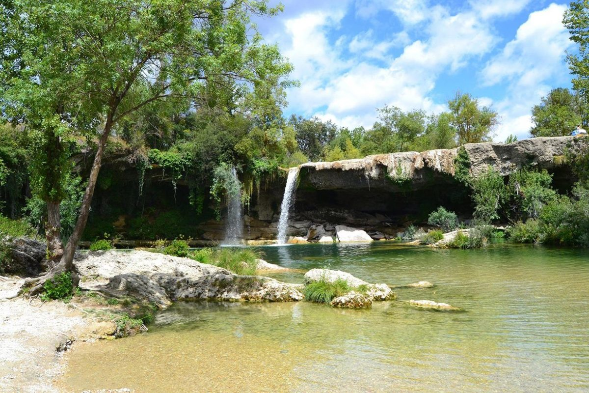 Cascada de Pedrosa de Tobalina (Burgos)