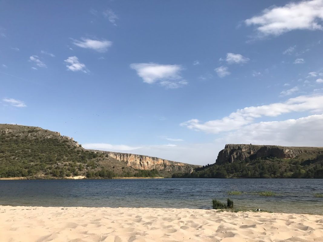 Embalse de la Serranilla, Hoces del Duratón