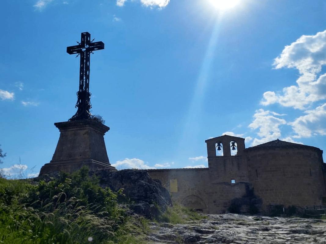Senderismo por la Ermita de San Frutos en Segovia