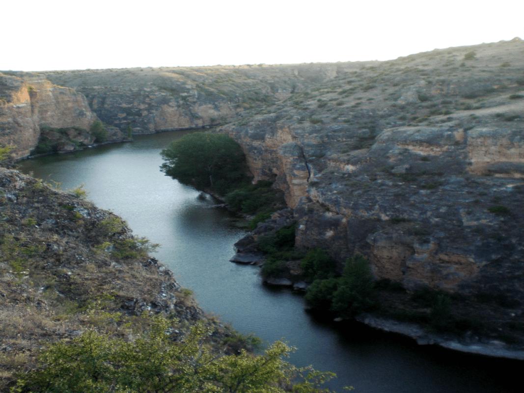 Senderismo por las Hoces del Duratón. Segovia