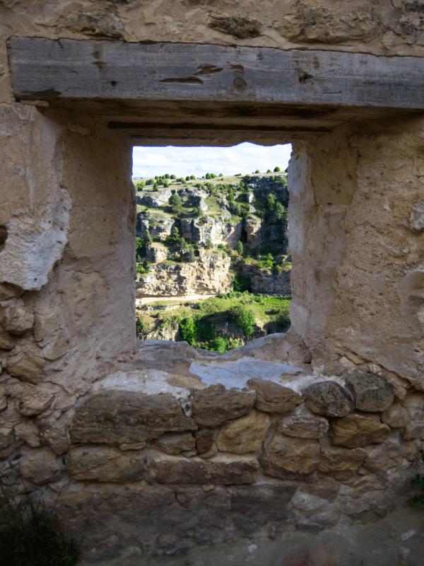 Vistas desde la Ermita de San Frutos
