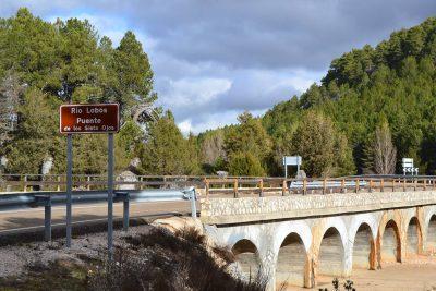 Rutas en Soria: Puente de los 7 ojos