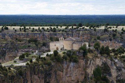 Rutas Segovia - Ermita de San Frutos