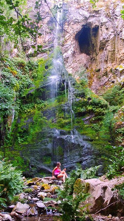 Excursión a la Cascada del Gualtón