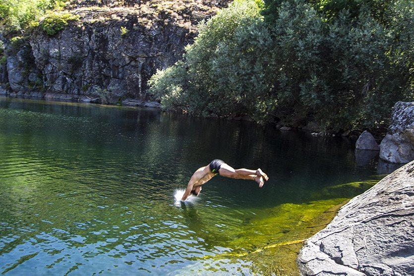 Laguna del Valle del Tera - Parque Natural del Lago de Sanabria