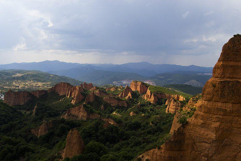Vistas desde el Mirador de Orellán
