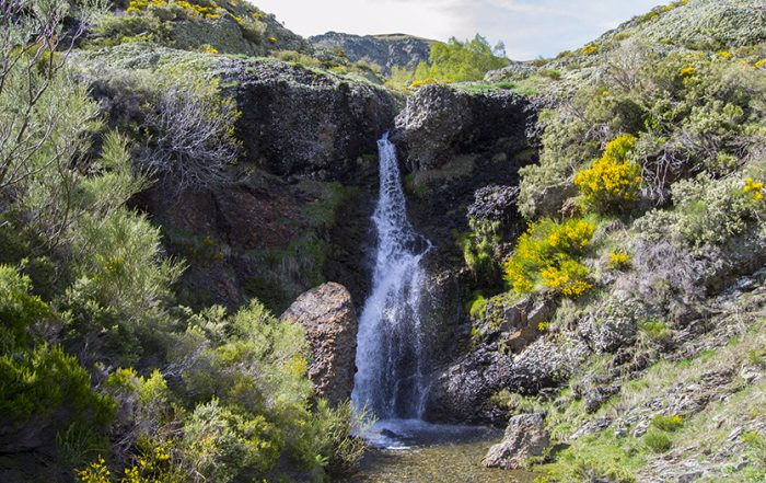 Segunda Cascada, Mazobre, Palencia
