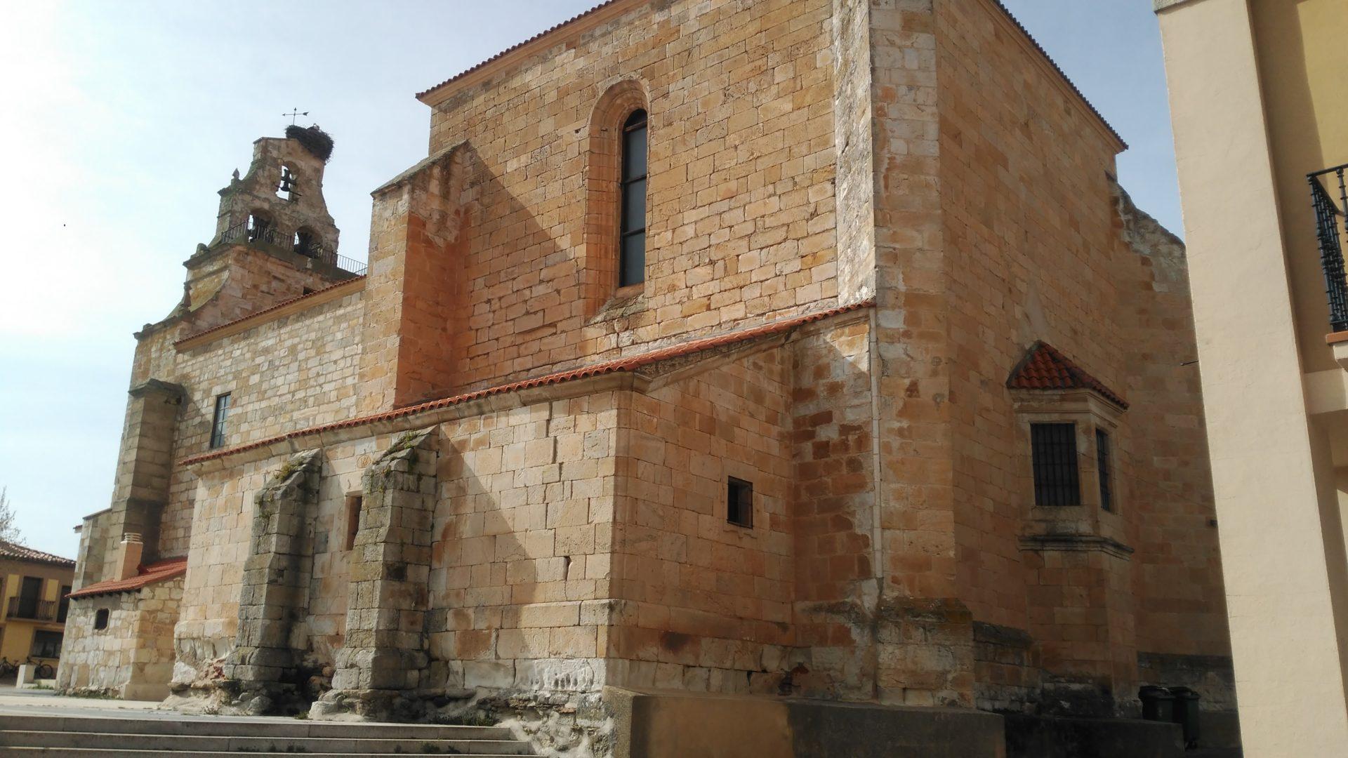 Iglesia Almaraz de Duero