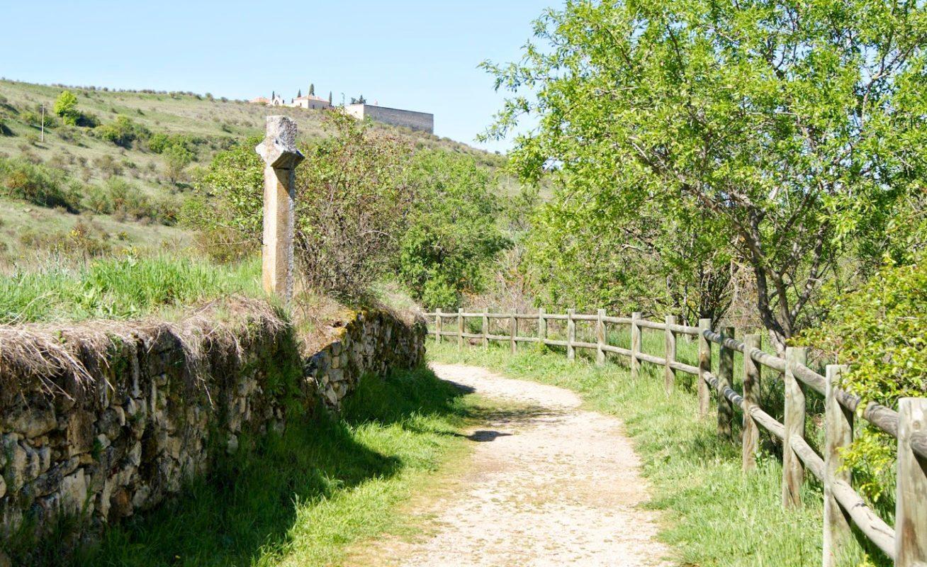 Vía Crucis de Sepúlveda