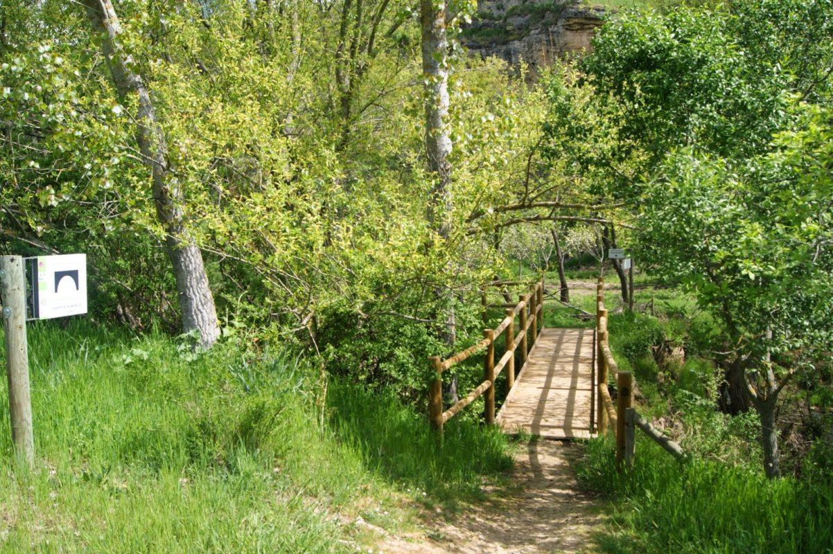 Ruta y senderimos por Sepúlveda