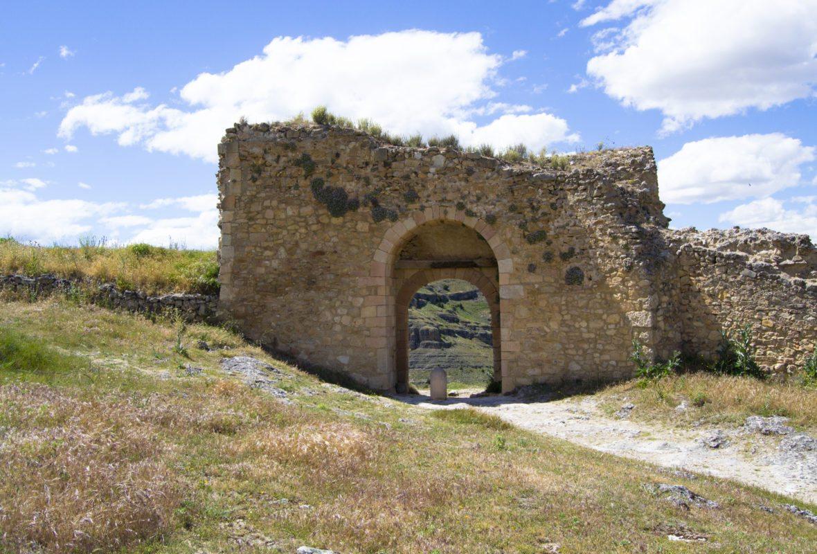 Ruta de las siete puertas en Sepúlveda