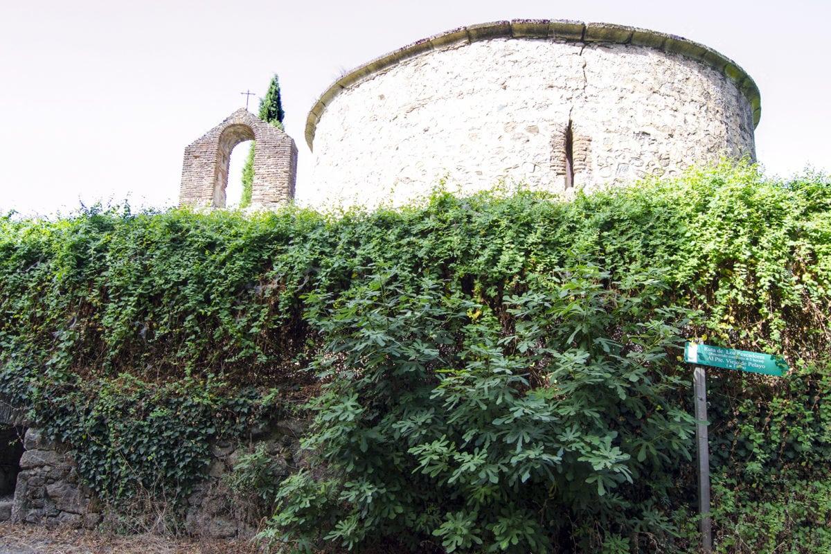 Ermita de los Llanos, en Arenas de San Pedro