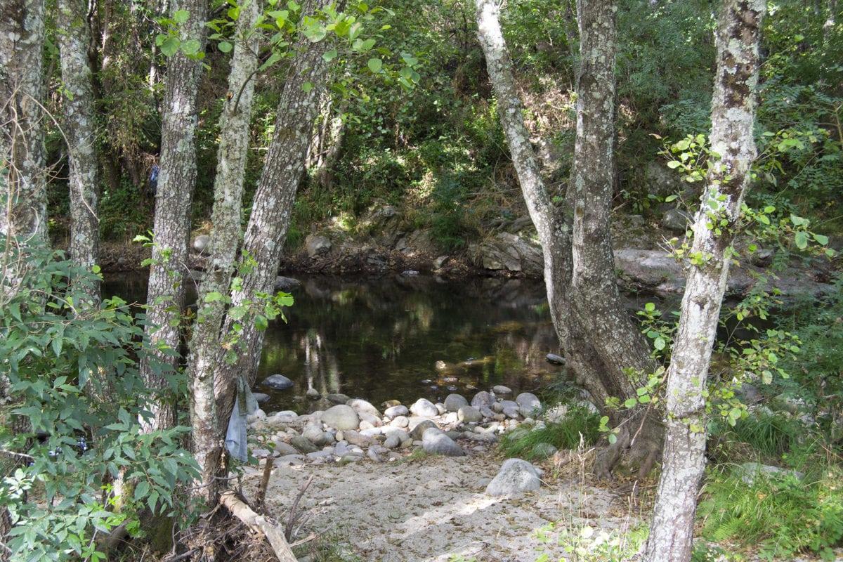 Excursión a las piscinas naturales de Ávila