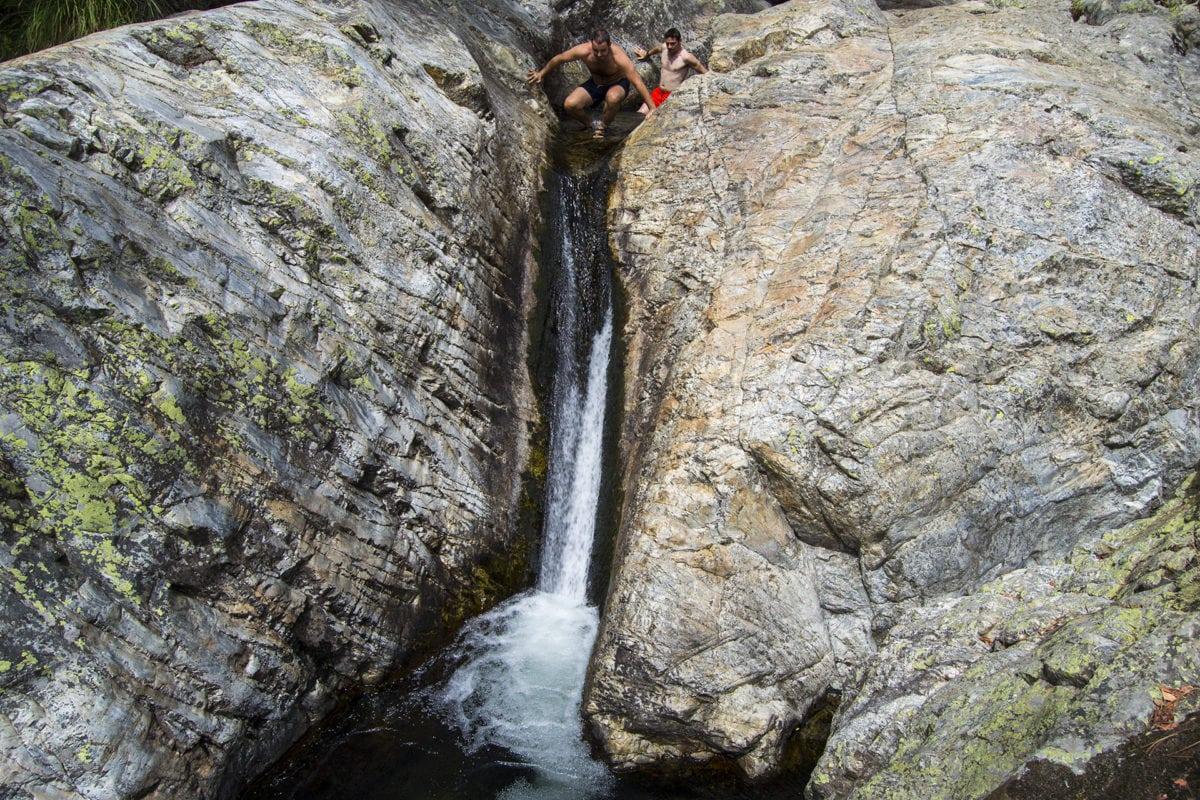 Cascada de Los Cachizos