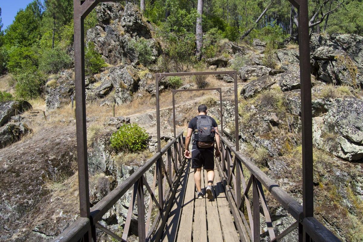 Rutas por Ávila, excursión a la Senda de los Pescadores