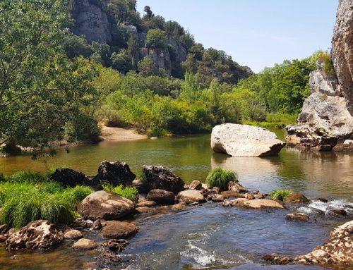 Desfiladero de la Yecla, Fuente azul de hortigüela y Desfiladero de Mataviejas